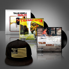 Talib Kweli The Beautiful Struggle Reflection Eternal Quality LP