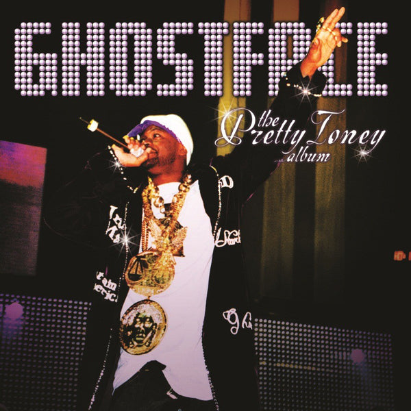 Ghostface The Pretty Toney 2LP