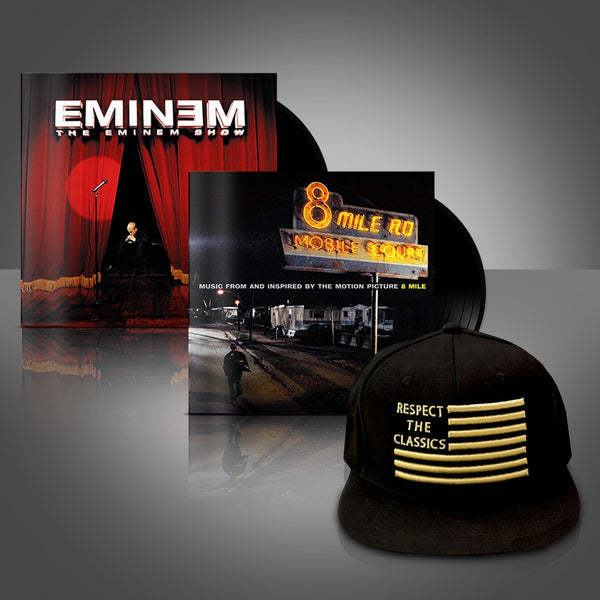 Eminem The Eminem Show 8 Mile Soundtrack LP