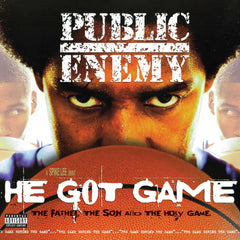 Public Enemy He Got Game Soundtrack LP