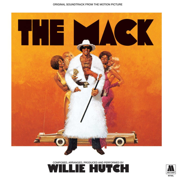 Willie Hutch The Mack LP
