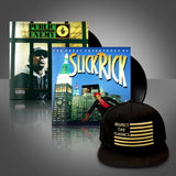 Public Enemy Slick Rick It Takes A nation Of Millions To Hold Us Back The Great Adventures Of Slick Rick LP