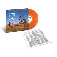 3 Years, 5 Months & 2 Days in the Life Of... - Limited Edition Color Vinyl 2LP