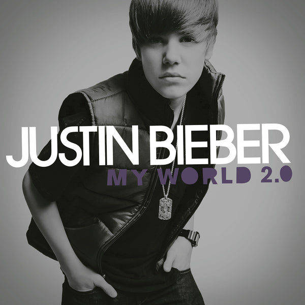 Justin Bieber My World 2.0 LP