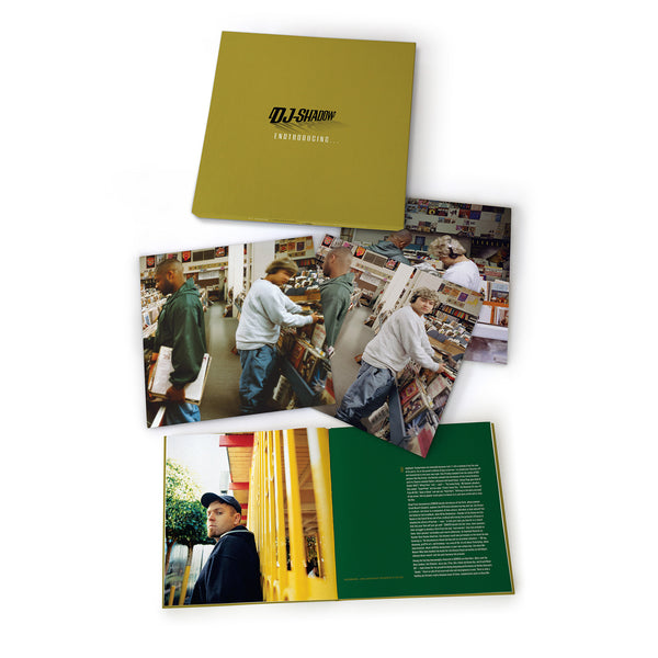 Endtroducing... (20th Anniversary Edition) 3CD Set