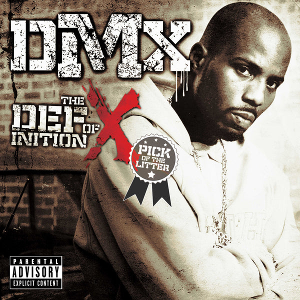 DMX The Definition (2LP)