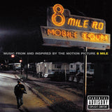 Eminem 8 Mile Soundtrack LP