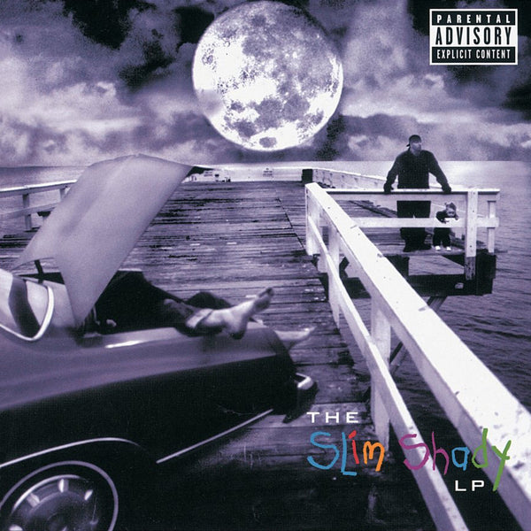 Eminem The Slim Shady LP
