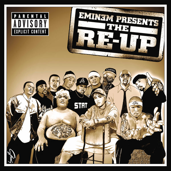 Eminem Presents: The Re-Up LP