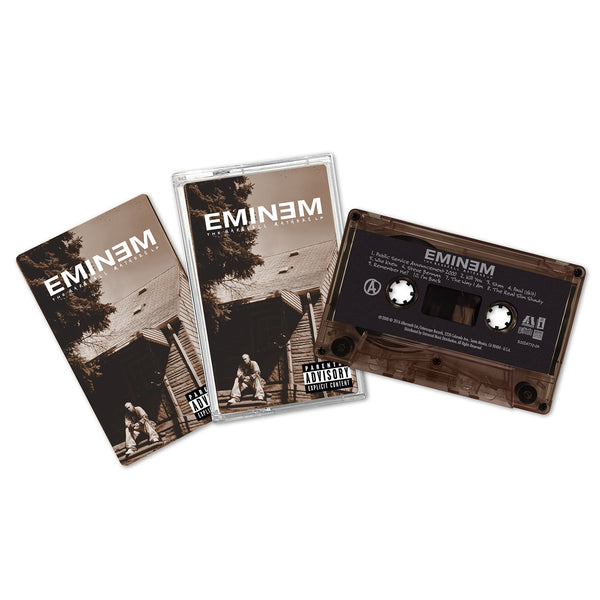 The Marshall Mathers LP 3D Lenticular Cassette