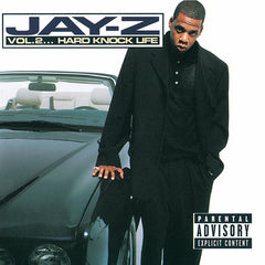 Jay-Z Vol. 2... Hard Knock Life 2LP