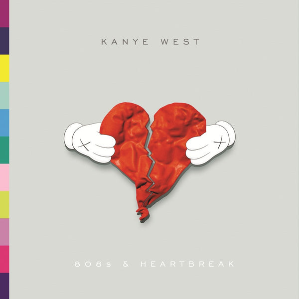 Kanye West 808's & Heartbreak Collector's Edition Vinyl