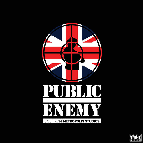 Public Enemy Live from Metropolis CDs