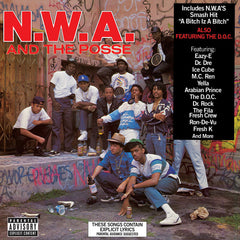 N.W.A. and the Posse LP