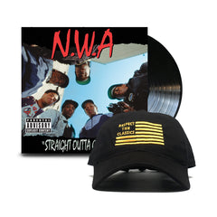 Straight Outta Compton RTC Bundle Flag Dad Hat