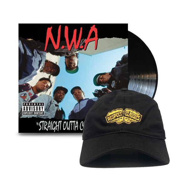 Straight Outta Compton RTC Bundle OG Dad Hat