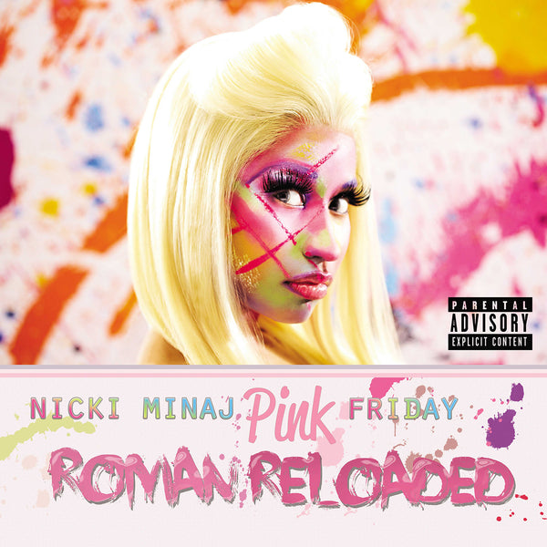 Pink Friday: Roman Reloaded 2LP