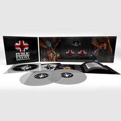 Public Enemy Live from Metropolis CD