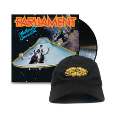 Parliament Mothership Connection RTC Bundle OG Hat