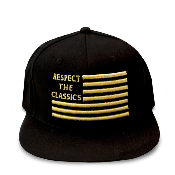 Respect The Classics American Flag Hat