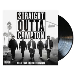 Straight Outta Compton Soundtrack 2LP