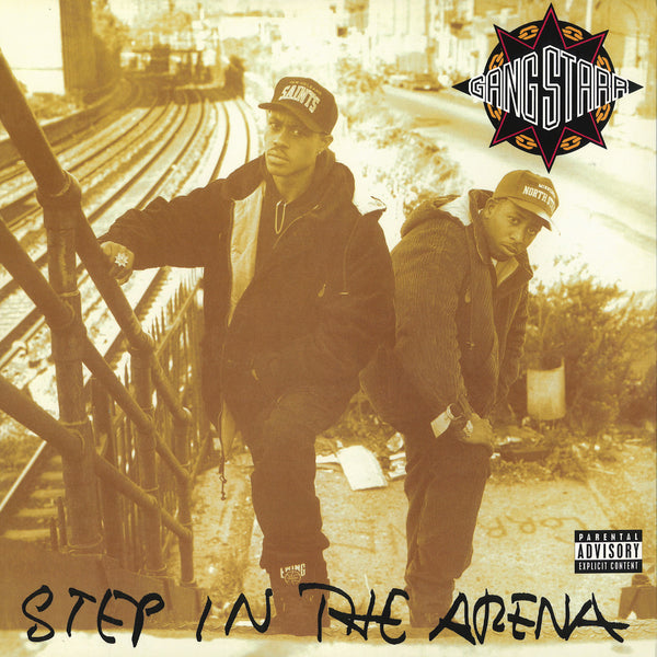 Gang Starr Step In the Arena LP