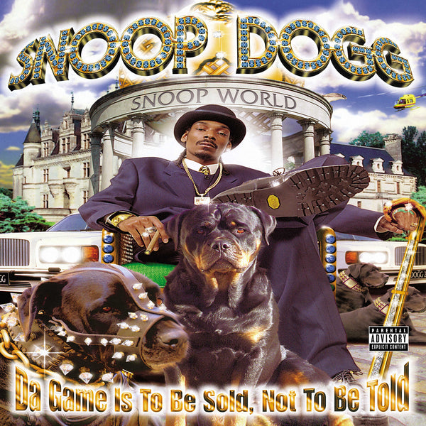 Snoop Dogg Da Game Is To Be Sold, Not Told (2LP)