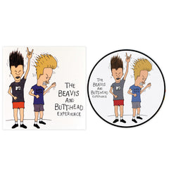 The Beavis And Butthead Experiment (Picture Disc) LP