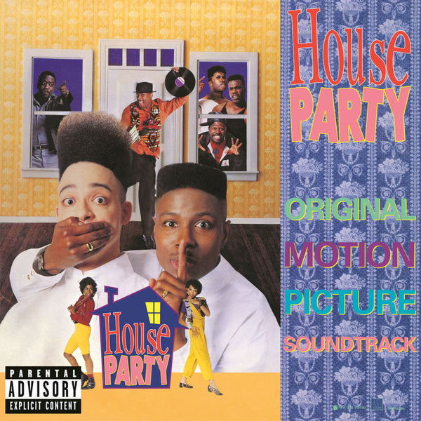 House Party Soundtrack LP
