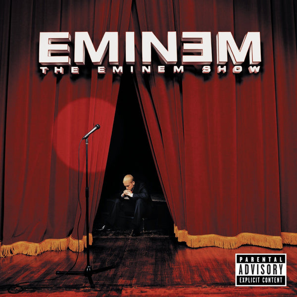 Eminem The Eminem Show LP