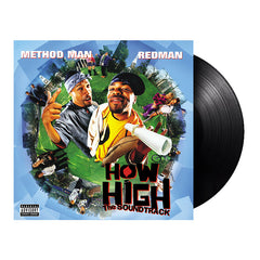 How High Soundtrack 2LP