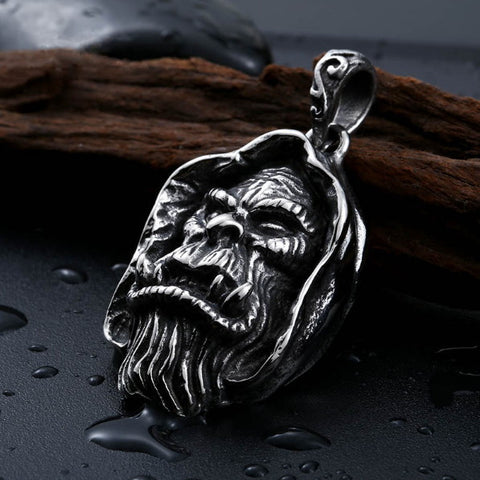 Thrall Stainless Steel Pendant