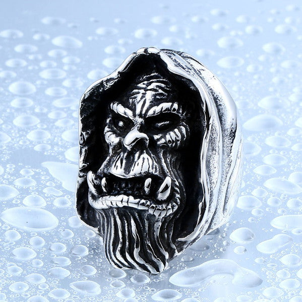 Thrall Stainless Steel Ring