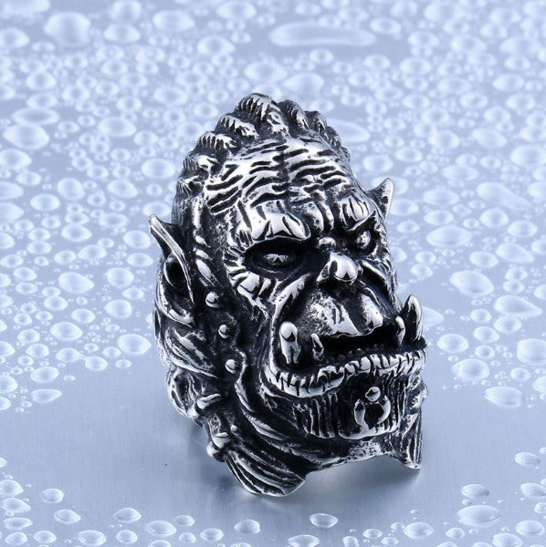 Durotan Stainless Steel Ring
