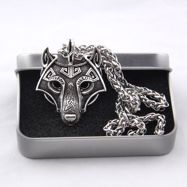 """Wolf Warrior"" Necklace"