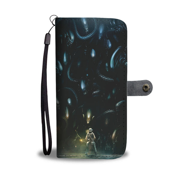 Aliens: Last Stand Wallet Case