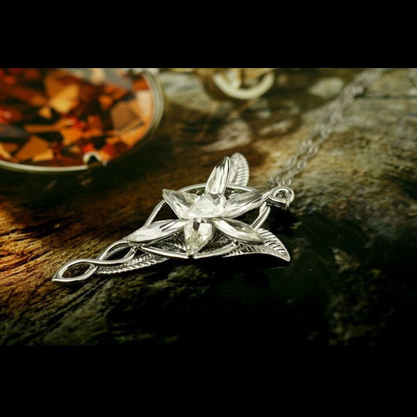 Arwen's Evenstar Necklace