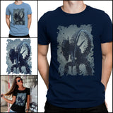 """Xenomorph Art"" T-Shirt"