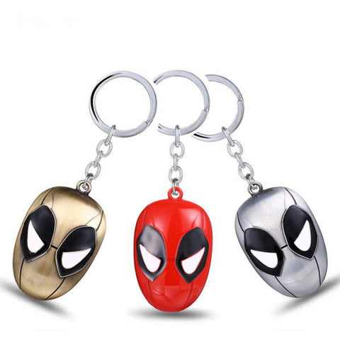 """Merc With A Mouth"" Keychain"