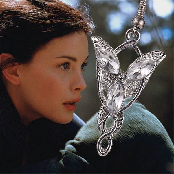 Arwen's Evenstar Earrings