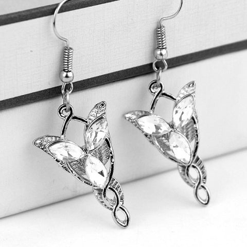 Discounted Arwen's Evenstar Earrings
