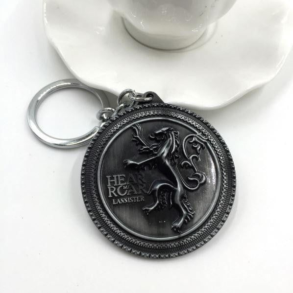 """House Lannister"" Keychain"
