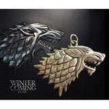 """House Stark"" Necklace"