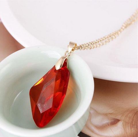 """Philosopher's Stone"" Necklace"