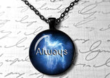 """Doe Patronus"" Necklace"