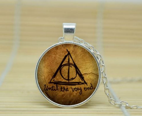 """Until The End"" Necklace"