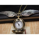 """Owl Post"" Pocket-watch / Necklace"