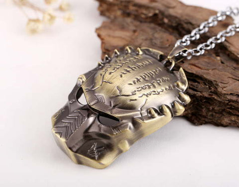 """The Hunter"" Necklace"