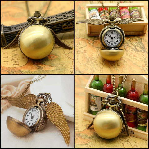 "Golden Snitch ""Watch Edition"""