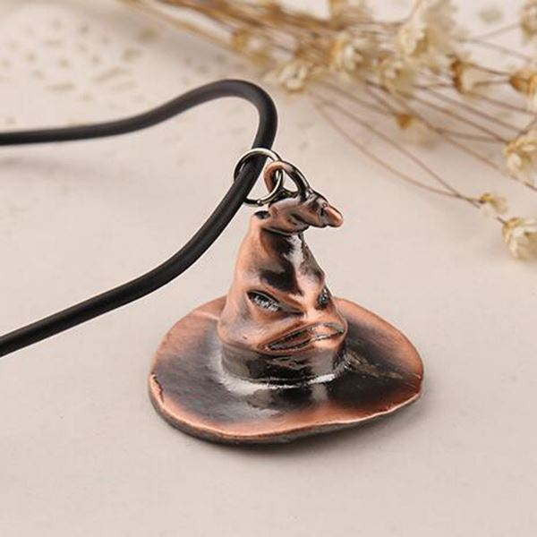 """Sorting Hat"" Necklace"